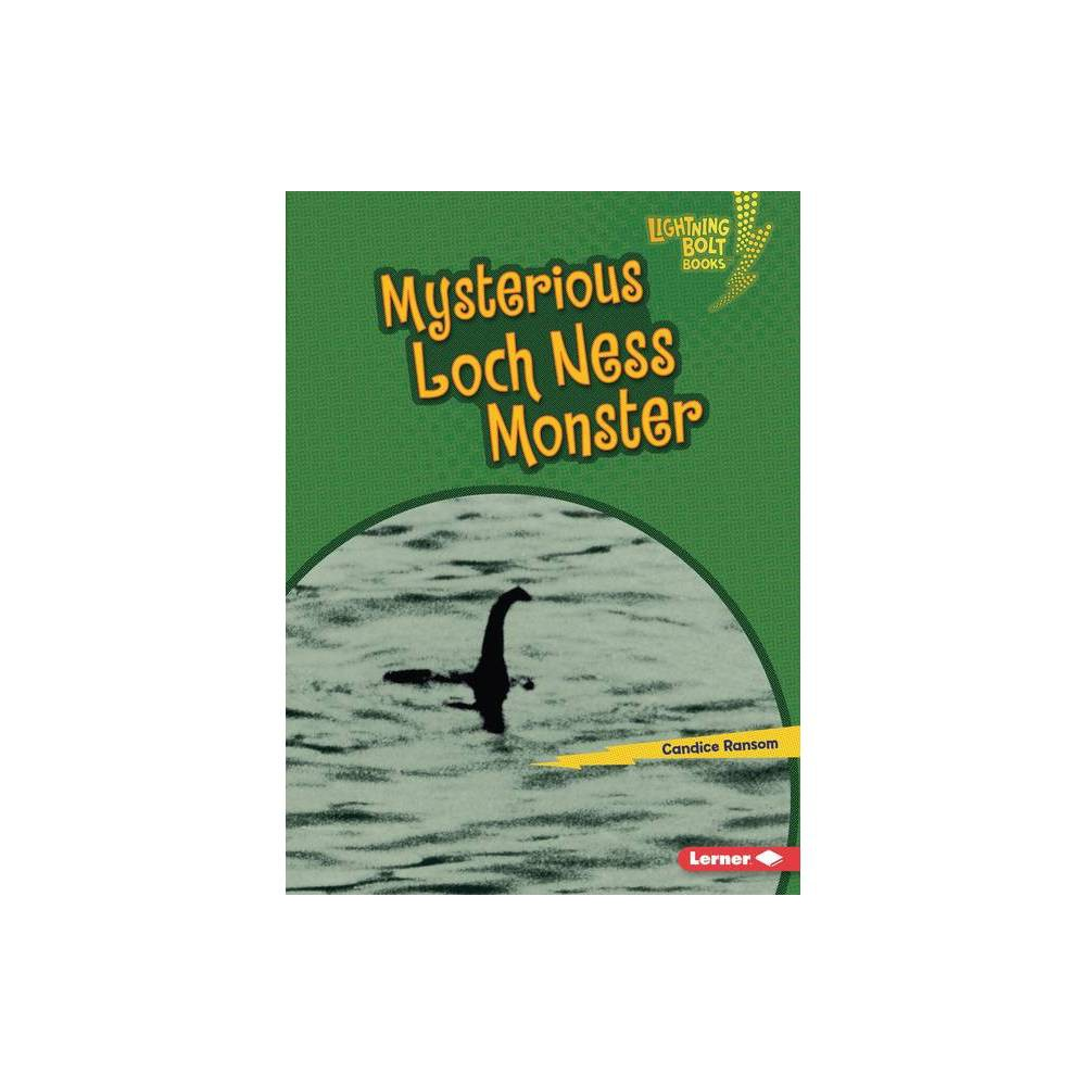 Mysterious Loch Ness Monster Lightning Bolt Books R Spooked By Candice Ransom Paperback