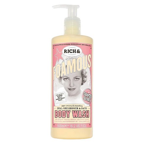 Soap & Glory® Rich and Foamous Body Wash - 16.2oz - image 1 of 1