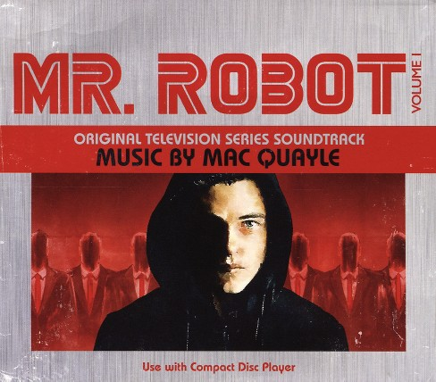 Various - Mr robot vol 1 (Ost) (CD) - image 1 of 1
