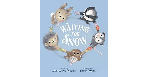 Waiting for Snow (School And Library) (Marsha Diane Arnold) - image 1 of 1