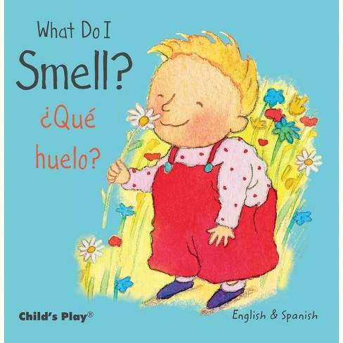 What Do I Smell? / �qu� Huelo? - (Board_book) - image 1 of 1