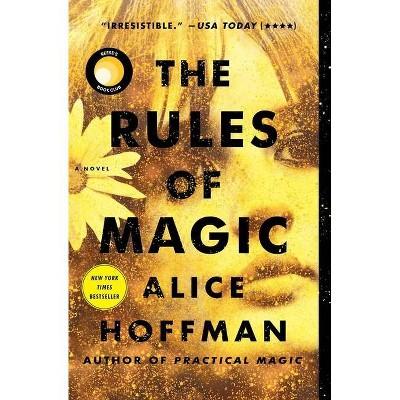 Rules of Magic -  Reprint (Practical Magic) by Alice Hoffman (Paperback)