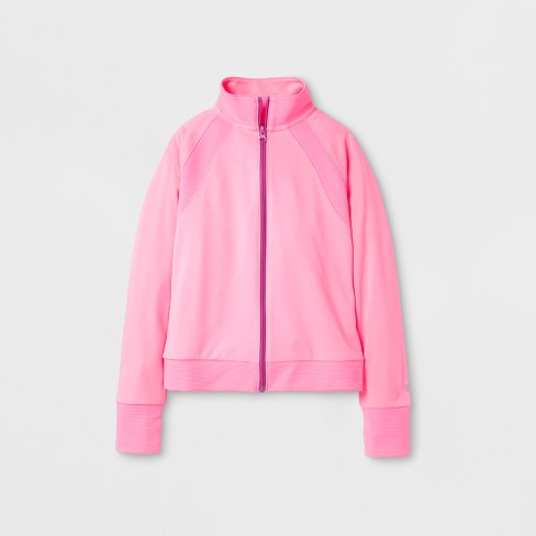 Girls' Track Jacket - C9 Champion® - image 1 of 1