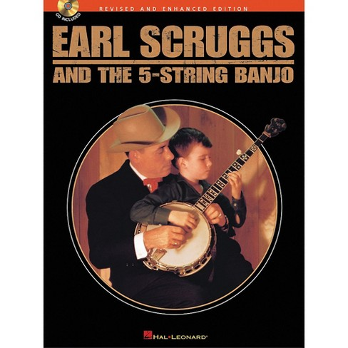 Hal Leonard Earl Scruggs and the 5-String Banjo (Book and CD Package) - image 1 of 1