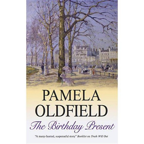 The Birthday Present - by  Pamela Oldfield (Hardcover) - image 1 of 1