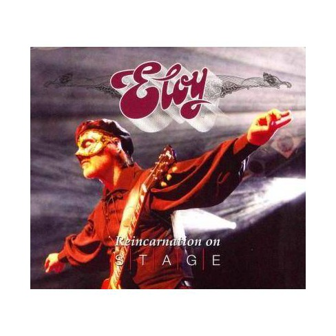Eloy - Reincarnation on Stage (CD) - image 1 of 1