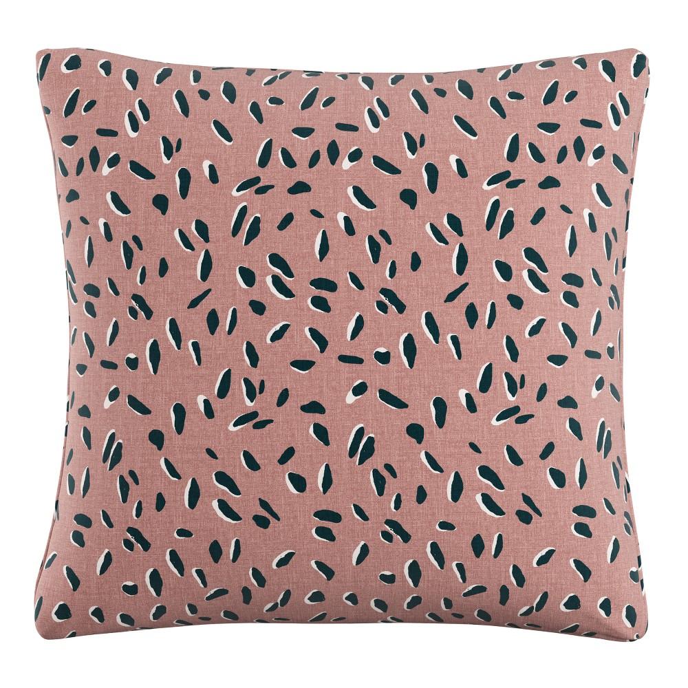Throw Pillow Skyline Furniture Pink Teal