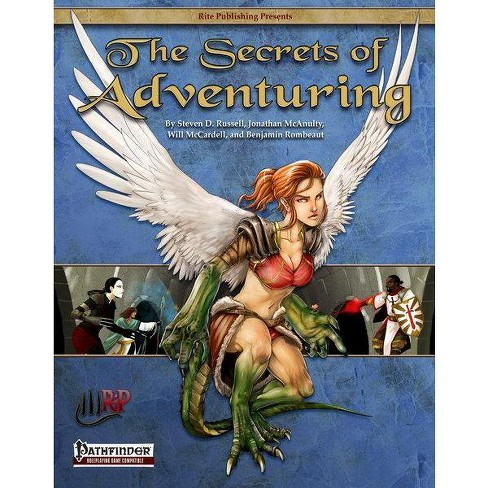 Secrets of Adventuring Softcover - image 1 of 1