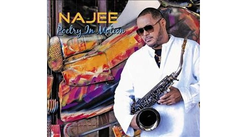 Najee - Poetry In Motion (CD) - image 1 of 1