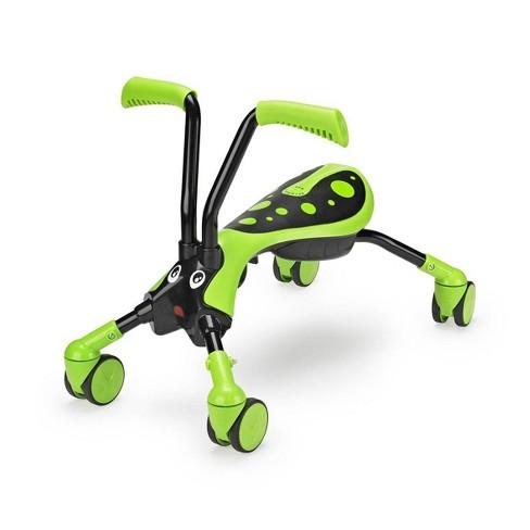 Scramblebug Hornet Kids' Tricycle - Green/Black - image 1 of 4