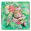 Papyrus Patterned Ornaments Gift Card Holder - image 2 of 3