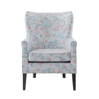 Donner Accent Wingback Chair Natural