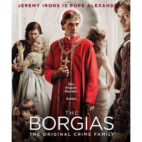 The Borgias: The First Season [3 Discs] - image 1 of 1