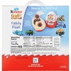 Kinder Joy Sweet Cream Topped with Cocoa Wafer Bites Chocolate Treat + Toy - 6ct - image 2 of 4