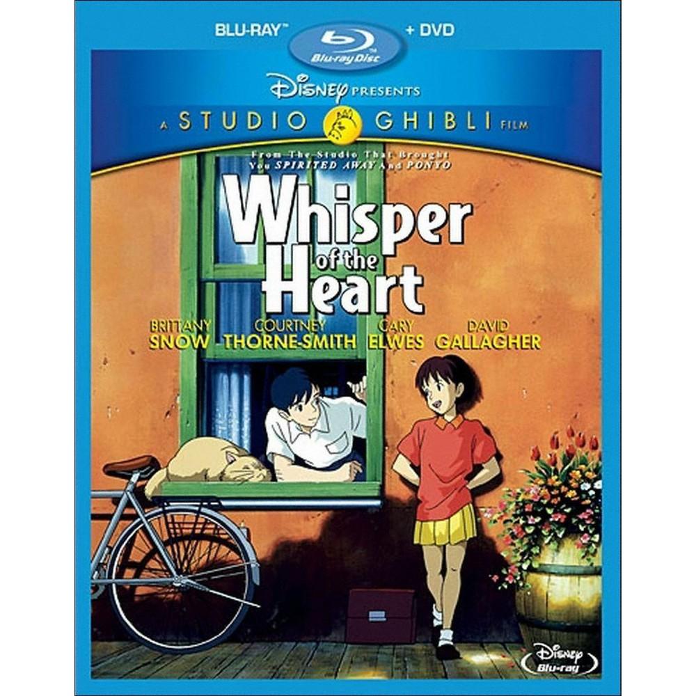Whisper of the Heart [2 Discs] [Blu-ray/Dvd]