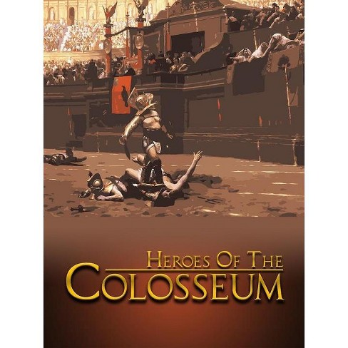 Heroes of the Colosseum Board Game - image 1 of 2