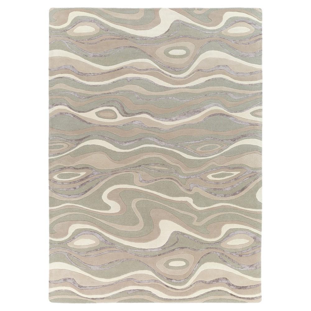 Monsanto Area Rug - Taupe (Brown), Cream - (8' x 11') - Surya