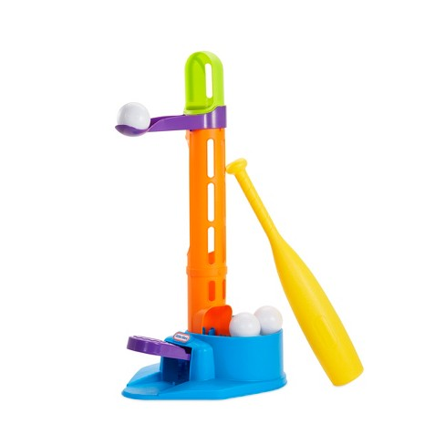Little Tikes 3-In-1 Triple Splash T-Ball Set with 3 Balls - image 1 of 4