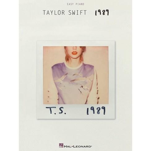 Hal Leonard Taylor Swift - 1989 Easy Piano - image 1 of 1