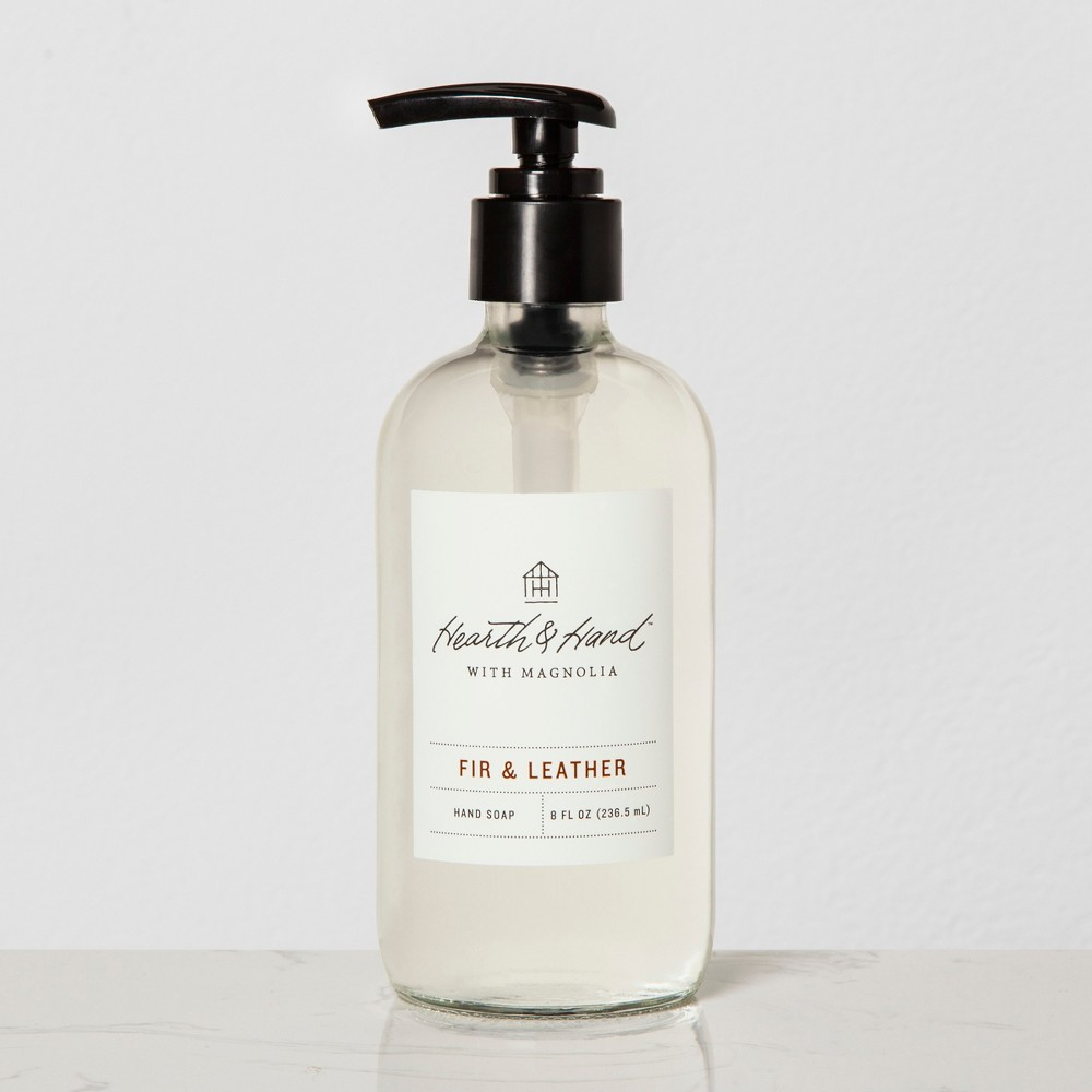 Hand Soap Fir & Leather - Hearth & Hand with Magnolia