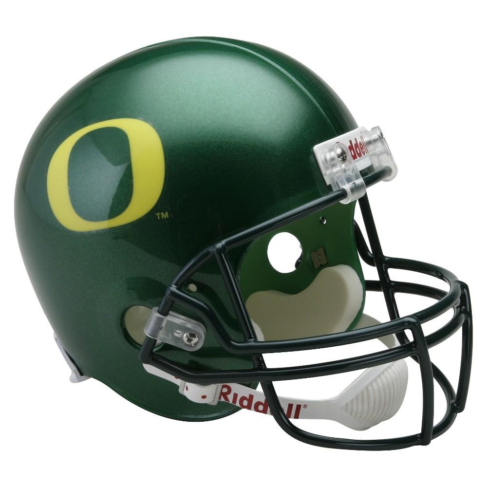 Oregon Ducks Riddell Deluxe Replica Helmet - Green