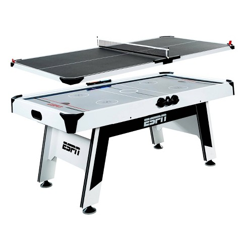 """ESPN 72"""" Air Hockey and Table Tennis Table - image 1 of 4"""