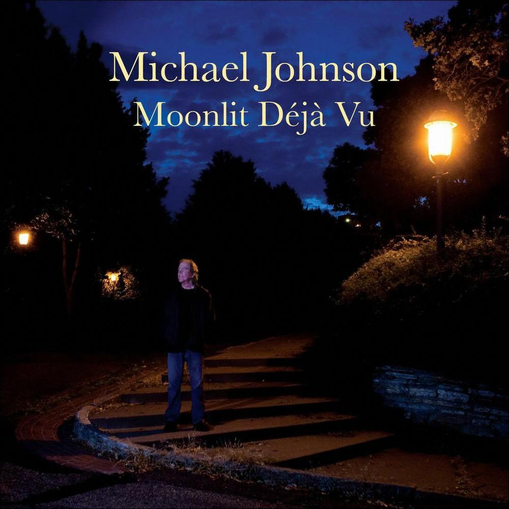 Michael Johnson - Moonlit Deja Vu (CD)