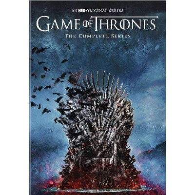 Game of Thrones: The Complete Series (Repackage) (DVD)