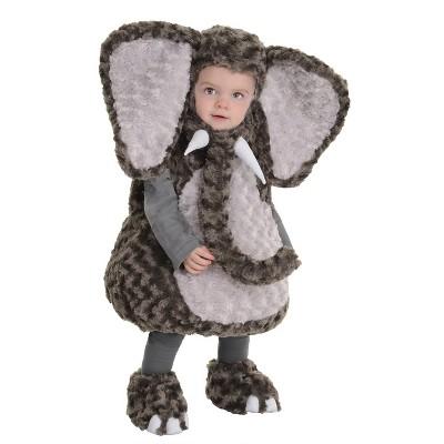 Baby Elephant Halloween Costume 12-18M