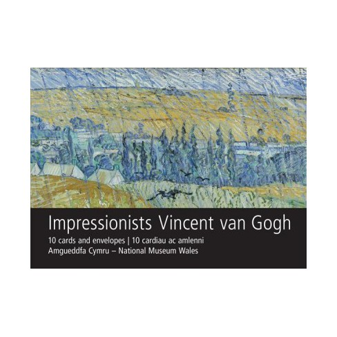 impressionists vincent van gogh cards impressionists card packs