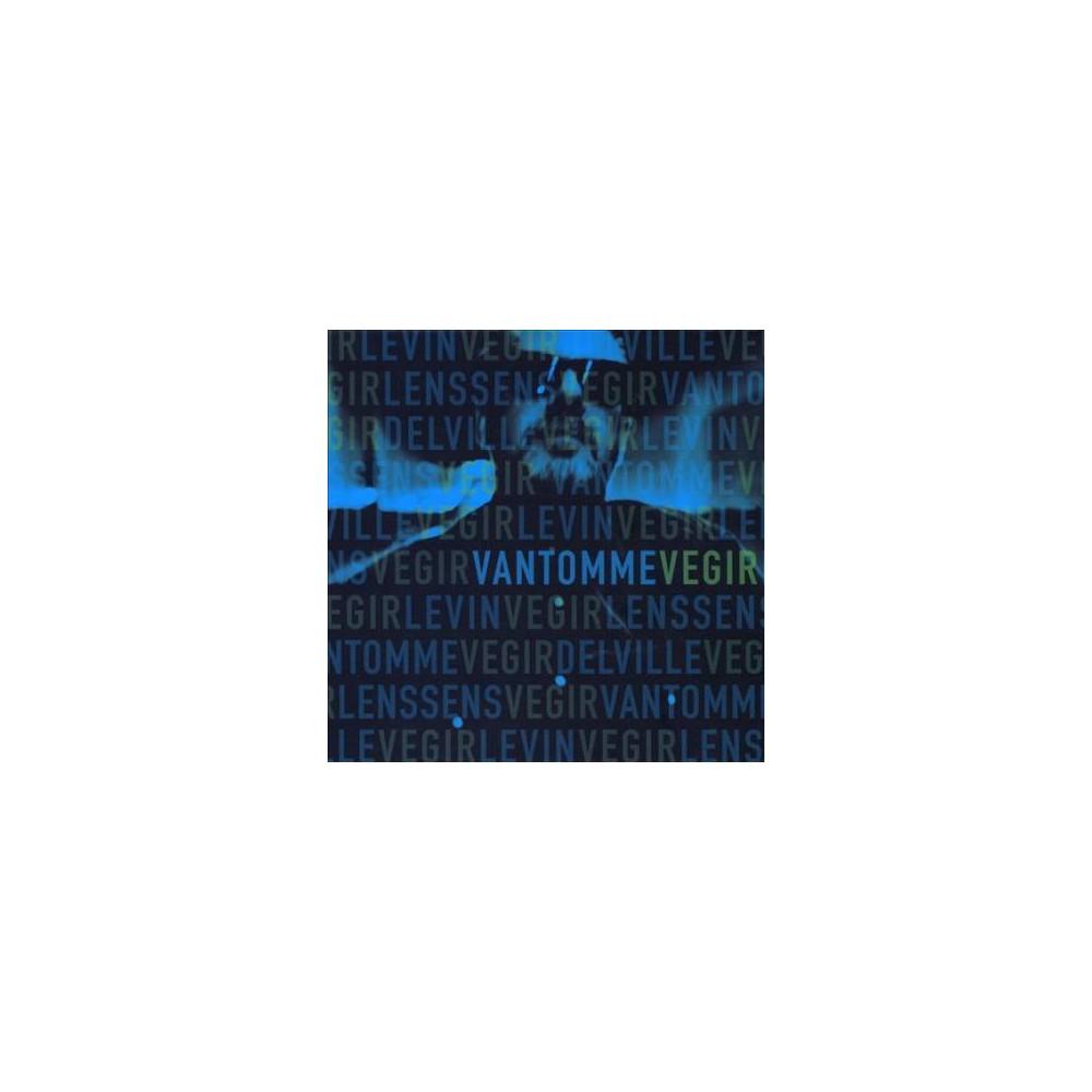 Vantomme - Vegir (CD), Pop Music