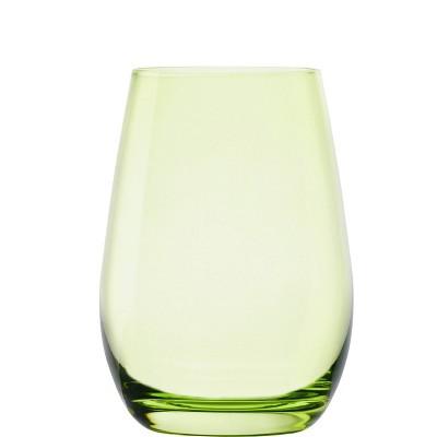 16.5oz 6pk Glass Elements Tumbler Drinkware Set - Stolzle Lausitz