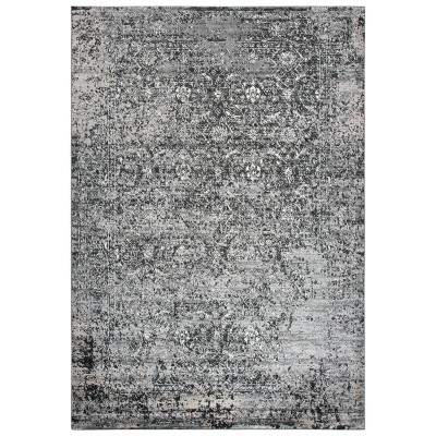 Encore Traditional Over Dye Area Rug Brown - Rizzy Home