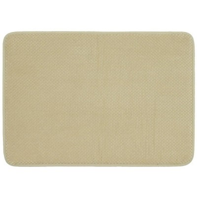 17 x24  Bubble Memory Foam Bath Rugs & Mats Bare Canvas - Threshold™