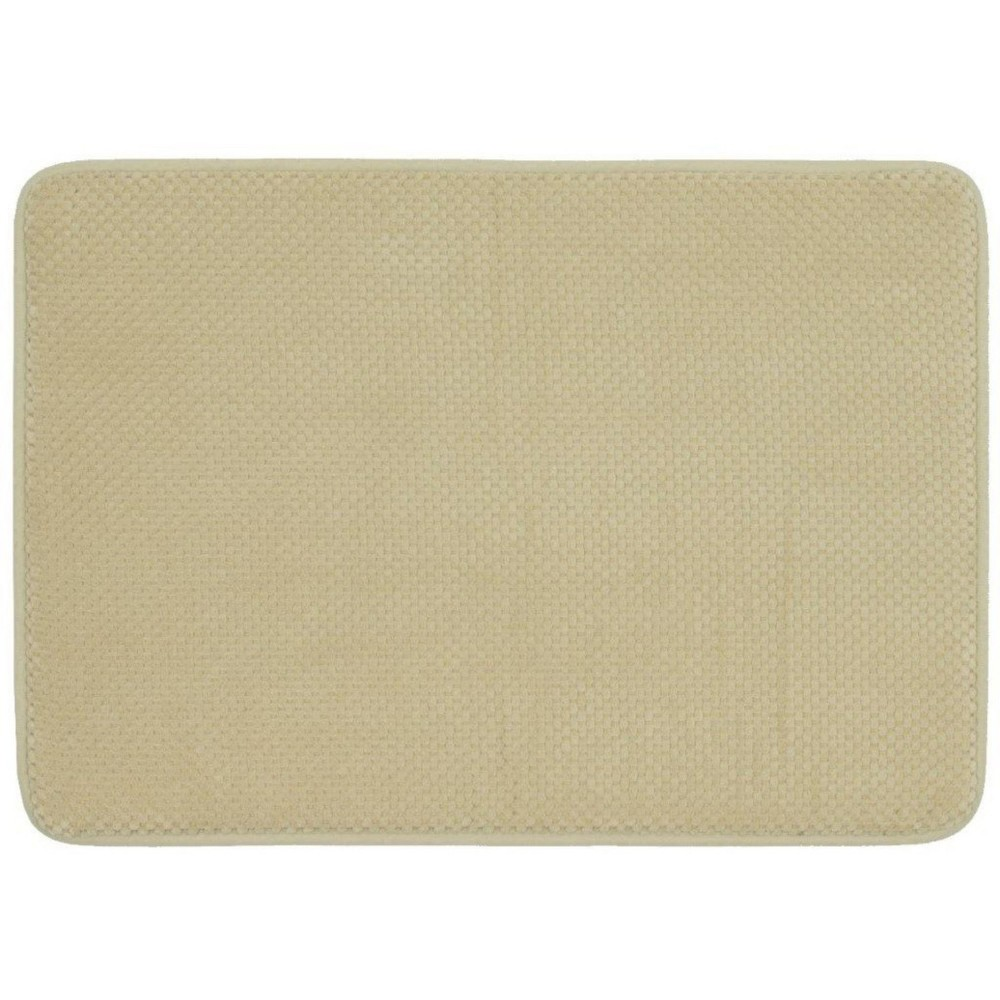 "Image of ""17""""x24"""" Bubble Memory Foam Bath Rugs & Mats Bare Canvas - Threshold , Size: 17""""x24"""""""