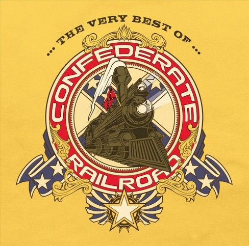 Confederate railroad - Very best of confederate railroad (CD) - image 1 of 2