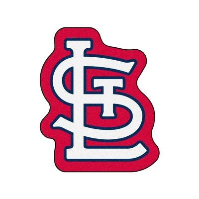 "MLB St. Louis Cardinals 30""x33"" Mascot Rug"