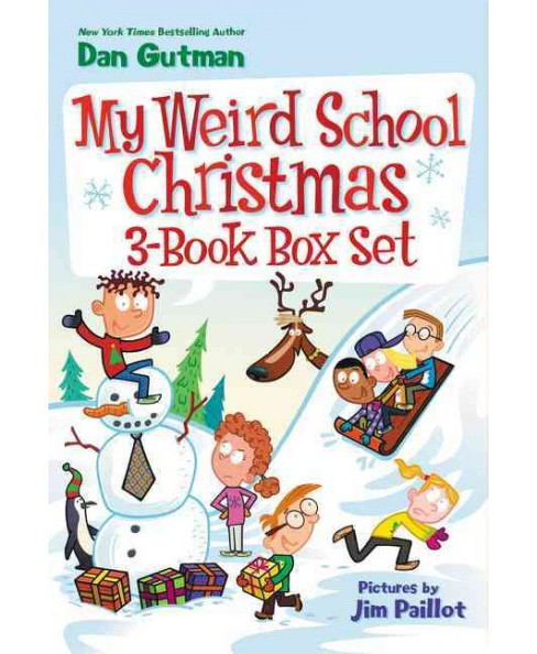 My Weird School Christmas (Paperback) (Dan Gutman) - image 1 of 1