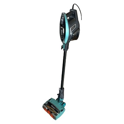 Shark ZS364QAB Lightweight APEX DuoClean Self-Cleaning Handheld Bagless Corded Quiet Upright Stick Vacuum Cleaner, Mint Green (Certified Refurbished)