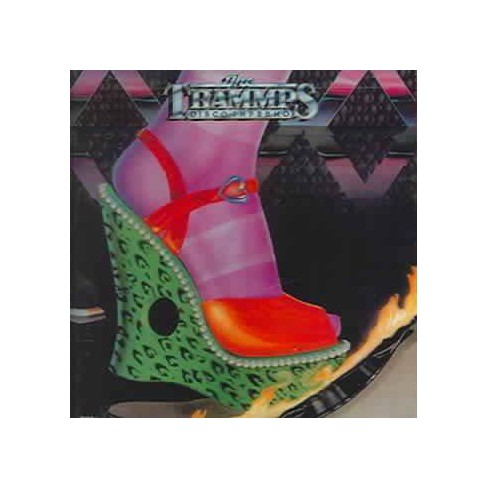 The Trammps - Disco Inferno (CD) - image 1 of 1