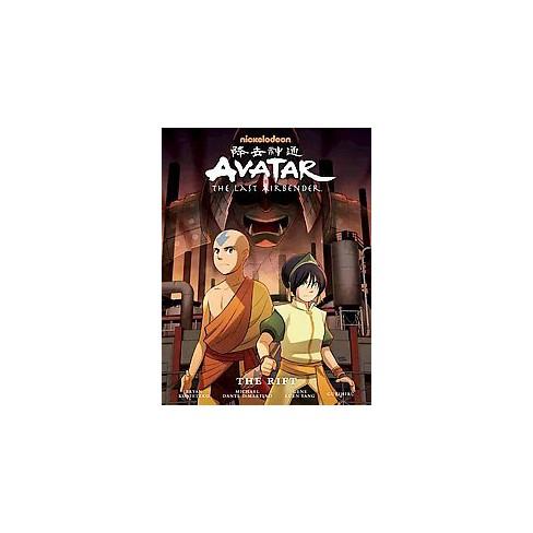 Avatar The Last Airbender The Rift Hardcover Gene Luen Yang