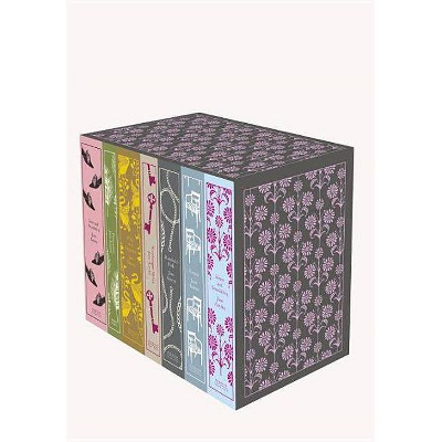 Jane Austen: The Complete Works 7-Book Boxed Set - (Penguin Clothbound Classics) (Mixed Media Product)