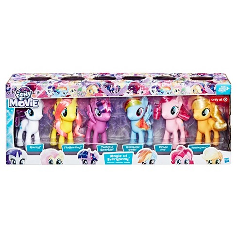 my little pony the magic of everypony collection target