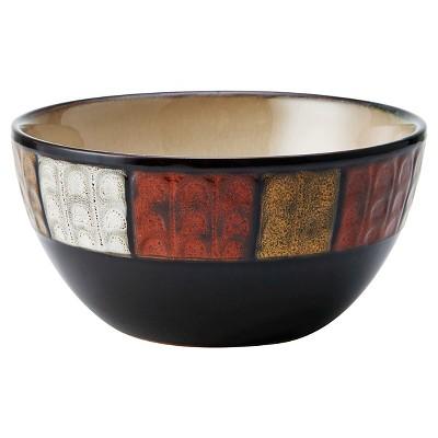 Pfaltzgraff Expressions Emilia Soup Bowl 26.5oz Stoneware - Set of 4