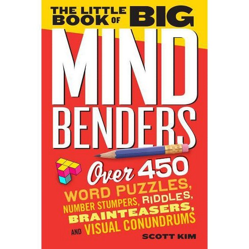 The Little Book of Big Mind Benders - by  Scott Kim (Paperback) - image 1 of 1
