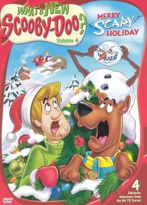 What's New Scooby-Doo?, Vol. 4: Merry Scary Holiday (DVD)