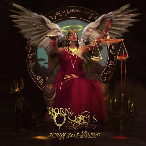 Born Of Osiris - Angel Or Alien (EXPLICIT LYRICS) (Vinyl) - image 1 of 1