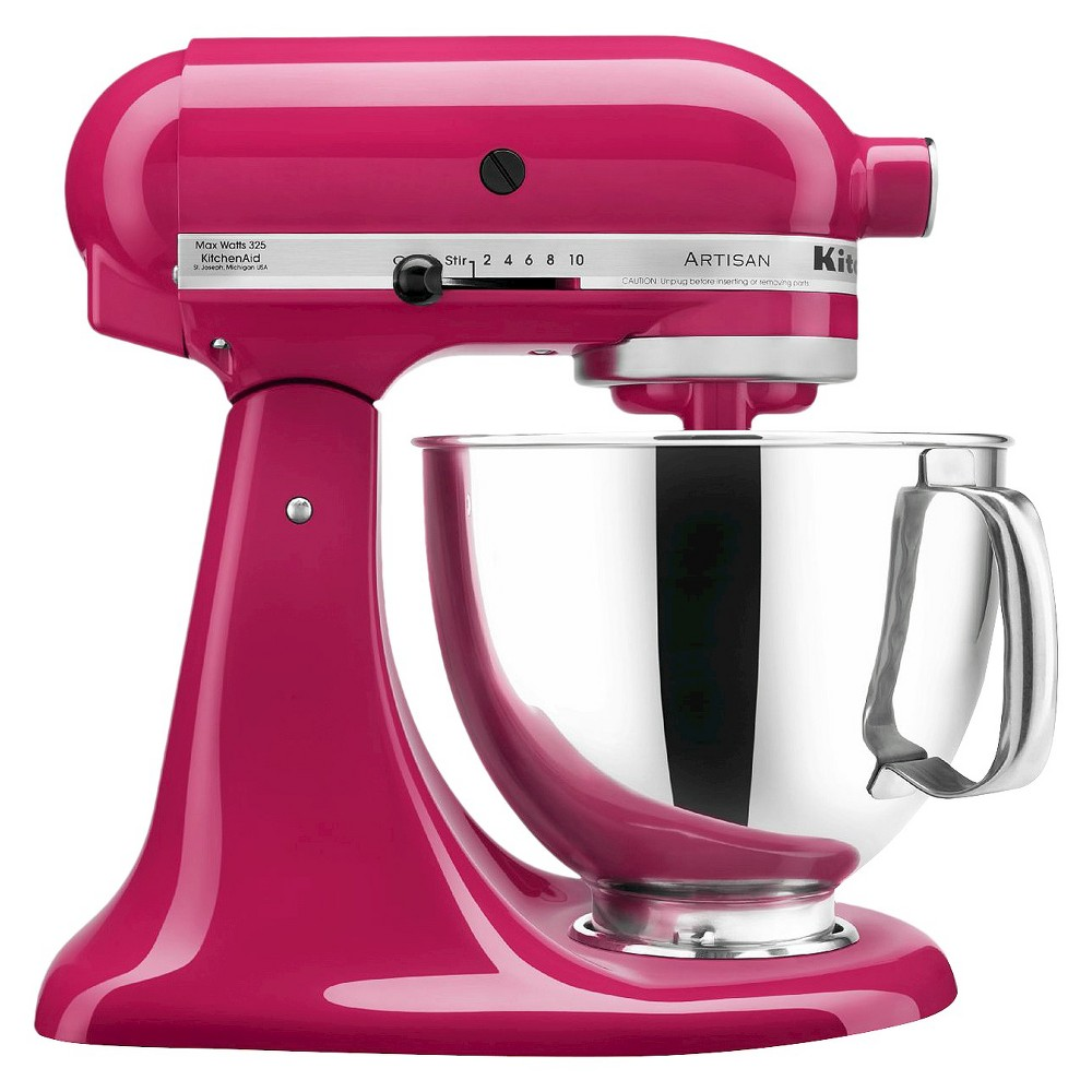KitchenAid Artisan Series 5 Quart Tilt-Head Stand Mixer- Ksm150, Red 14866849