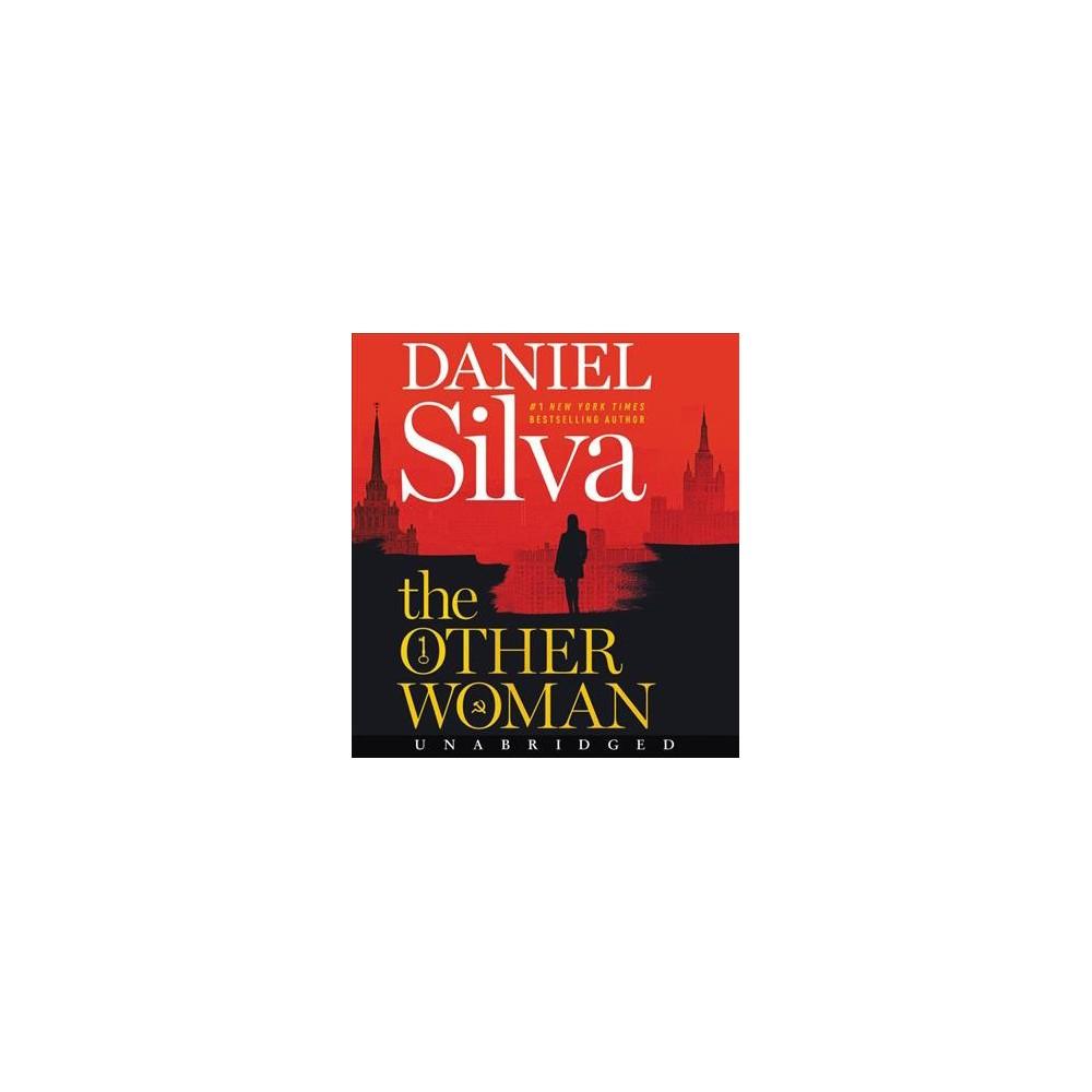 Other Woman - Unabridged by Daniel Silva (CD/Spoken Word)