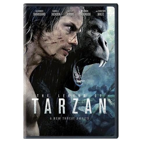 Legend of Tarzan, The (DVD) - image 1 of 1